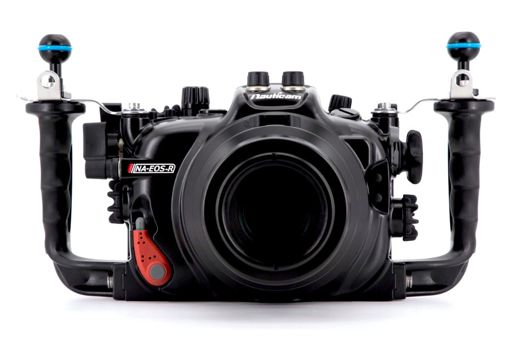 NA-EOS-R Housing (front view)